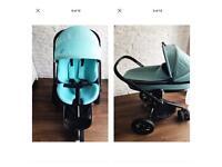 Quinny Moodd pushchair pram baby buggy