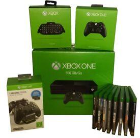 Xbox One 500GB Bundle (Used)