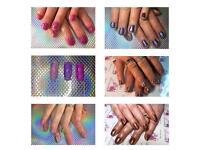 Mobile Nail Technician- Pinky Perfect Nails