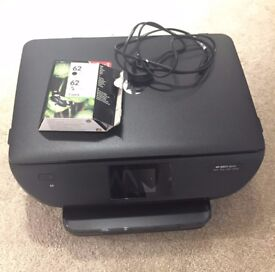 HP ENVY 5640 Wireless All-in-One Printer + 2 FULL PACK OF TONERS and 1 extra Black Toner