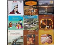 Classical Music Vinyl Collection