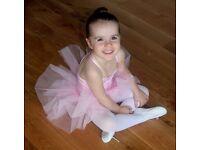 Childrens Ballet & Tap Class