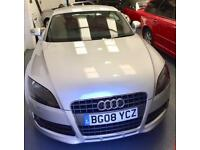 AUDI TT 2.0 TFSI SPORTS COUPE - FULL LEATHER - BEAUTIFUL CONDITION THROUGHOUT DRIVES SUPERB !