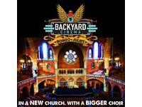 Backyard Cinema's Romeo & Juliet 3 x Tickets Sunday 1st April 2018