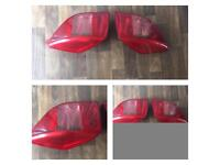 Citroen C2 reAr lights