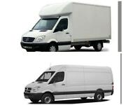 24/7 SHORT NOTICE MAN AND VAN hire HOUSE OFFICE REMOVAL SERVICES & CAR BIKE RECOVERY