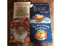 Collection of lovely Christmas books