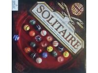 House of Marbles Deluxe Solitaire **new unused ideal Christmas gift**
