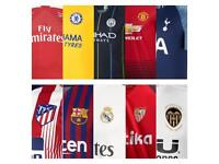 Football Kits 18/19 Season *Brand New*