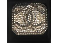 Chanel brooch summer collection 2017