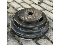 100kg of Olympic Weight Plates