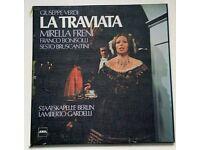 Opera Box Set - La Traviata- Giuseppe VERDI - Acanta