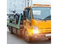 Urgent 24/7 BREAKDOWN RECOVERY TOWING TRUCK OR JUMP START CARS VANS 4X4 UK