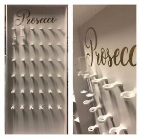 Processco wall for hire