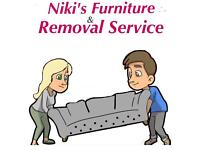 single items, full house/office, long distance removals