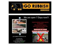 GO RUBBISH REMOVALS Glasgow-Paisley-trade- waste-junk-house clearance-no skip