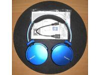 Sony MDR-XB650BT Wireless Bluetooth Headphones Extra Bass 2