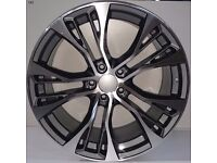 "4x 20"" 2016 AUDI VW GOLF STYLE ALLOYS WHEELS S LINE RS4 RS3 RS5 RS6 RS7 R8 A6 A7 A8 Q5 TT Q7 Q3 RS"