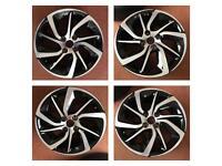 """17"""" Citroën DS3 Alloy Wheels"""