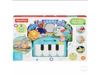 *Brand New* Fisher Price Kick & Play Piano Gym