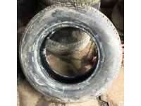 Kenda part worn tyre 225 70 16