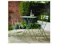 Garden Bistro Bar Set