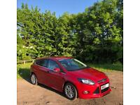 Ford Focus Titanium, Sport, Sat Nav, 63 reg