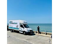 Man With A Van (House Removals, Packers, Storage) Instant Online Quote. From30/hr
