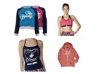 JOBLOT ladies sports / casual wear all BRAND NEW