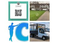 WASTE DISPOSAL , MAN & VAN SERVICE , JUNK REMOVAL,RUBBISH - HOUSE CLEARANCE,GARDEN WASTE CLEARANCE