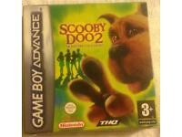 Scooby Doo 2 Monsters Unleashed (Gameboy Advance)