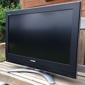 Toshiba Regza - LCD 32 inch - Integrated Digital TV - Fully Working