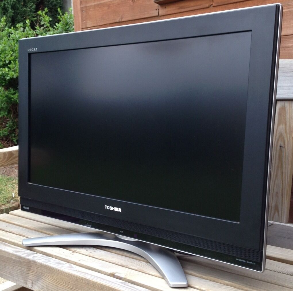 Toshiba Regza - Lcd 32 Inch - Integrated Digital Tv