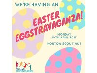 Easter Eggstravaganza Multi Sports Event - ages 3-4 or 4-6