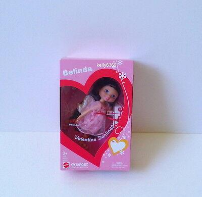 KELLY Doll *VALENTINE DARLINGS BELINDA*  Target Special Edition Barbie Dolls NEW