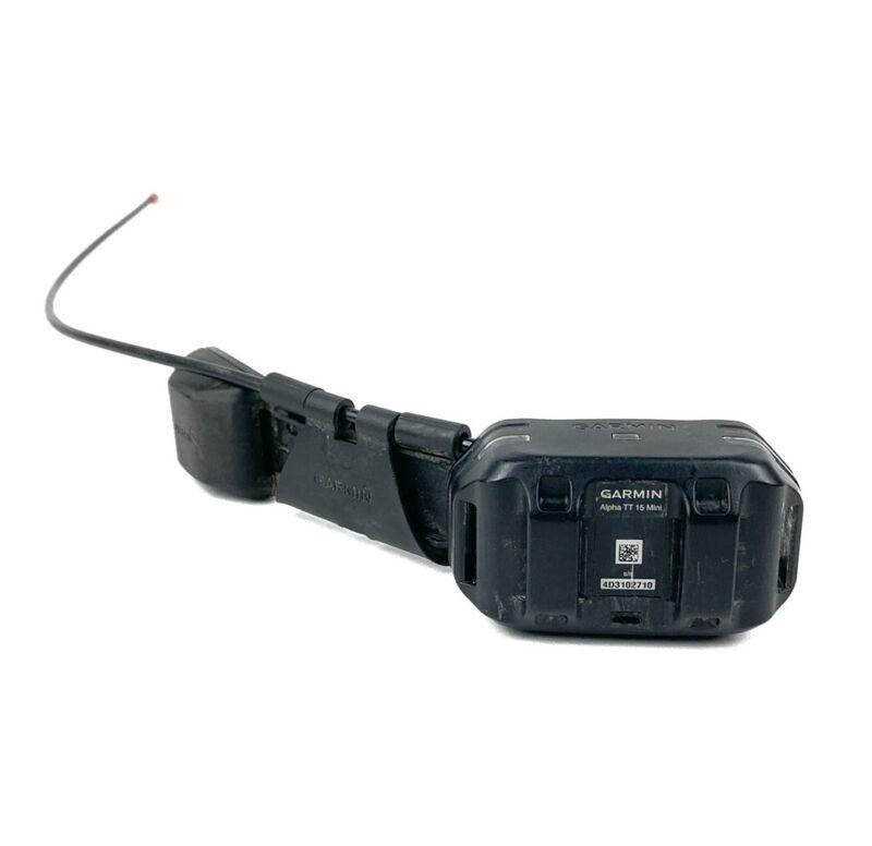 Garmin TT15 MINI GPS Dog Tracking and Training Collar Device