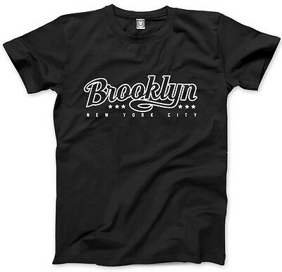 Brooklyn New York City Mens Unisex T-Shirt