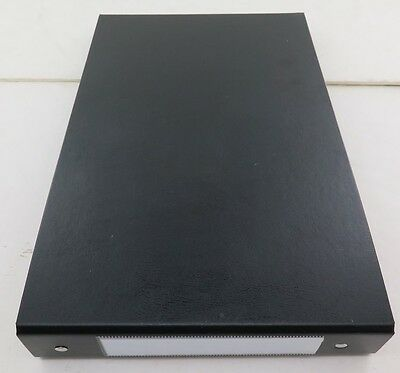 New Skilcraft 8.5 X 14 3 Ring Binder - Black