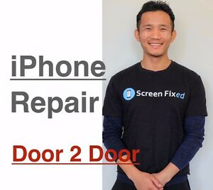 IPHONE REPAIR CRACKED SCREEN. 6 Month Warranty! Randwick Eastern Suburbs Preview