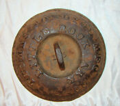 Antique Cotton Scale Weight