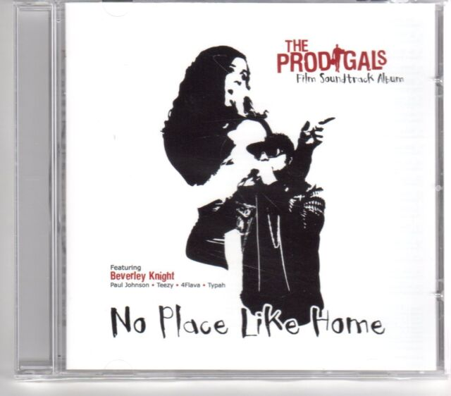 (GP496) The Prodigals ft Beverley Knight, No Place Like Home - 2009 Sealed CD