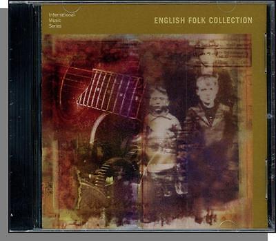 English Folk Collection - New 2000, 12 Song, V/A CD!  Includes Bert Jansch! English Folk Song