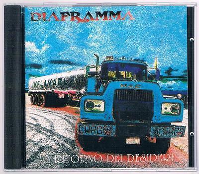 DIAFRAMMA IL RITORNO DEI DESIDERI CD F.C.