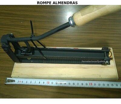 CASCADOR DE ALMENDRAS (parte rompe rompedor para almendrucos almendra abridor)