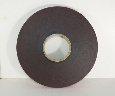 3m 5952 Vhb Double-sided Foam Tape - 58 X 36 Yds Black