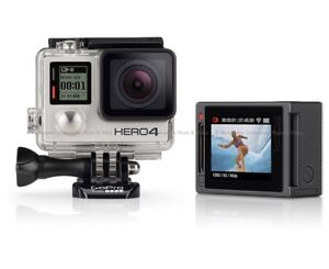 GoPro Hero 4 Silver Edition (2 x Battery)