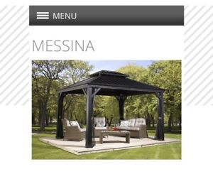 12X16 Messina Gazebo.