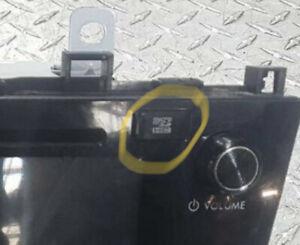 Wanted: Wanted Subaru GPS Micro SD card