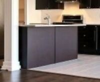 Move kitchen island