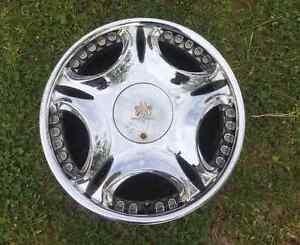 19 inch Gestalt Virouge Chrome Wheels Suits Lexus Mercedes Falcon Marayong Blacktown Area Preview